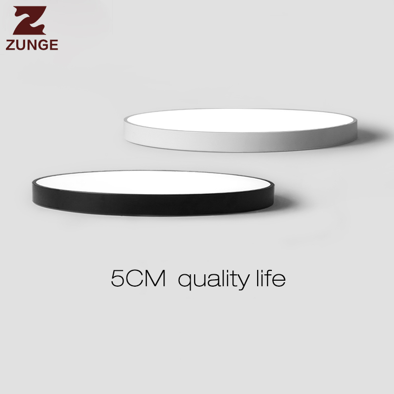 ultra-thin LED ceiling light for the living room Ceiling for the hall ceiling lamp high 5cm bedroom led modern fixtures light modern fopyer hall bedroom living room led ceiling lamp creative fashion led ceiling light luck ring series 8 heads page 8