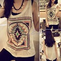 Sexy vest Women Fashion Summer Vest Sleeveless Top Blouse Casual Tank Tops T-Shirt