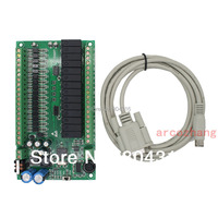 FX1S 30MR EX1S 30MR plc controller 16 input/14 output with Modbus RS485 plc controller automation controls plc system