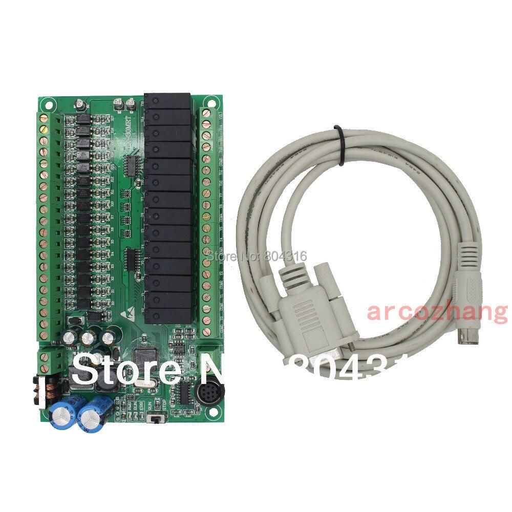 FX1S-30MR EX1S 30MR Plc контроллера 16 входов/14 выход с Modbus RS485 Plc контроллера Автоматизация управления Plc системы