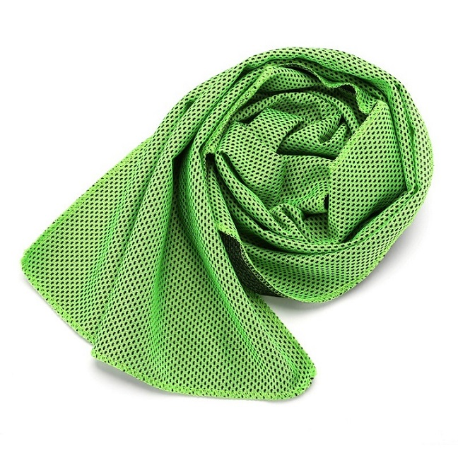 1 шт. купальники охлаждающее полотенце ледяной прочный для бега, спортзала Полотенца коврик для отдыха мгновенное охлаждение Спорт на открытом воздухе Полотенца - Цвет: G