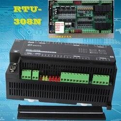 8AI Analog Input 4AO Output 8DI Digital Input 8DO Relay Modbus IO Combination Module