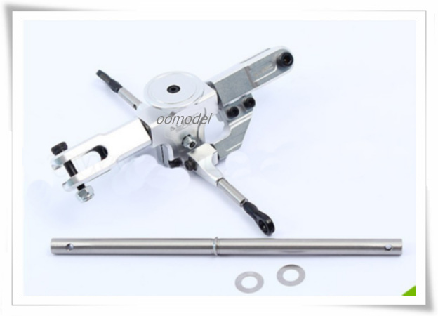 цены Alzrc Devil 480 FAST Main Rotor Head Bright silver Alzrc D48F0A ALZrc 450 RC Helicopter t-REX 450 Spare Parts FreeTrack Shipping