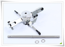 Alzrc Devil 480 FAST Main Rotor Head Bright silver Alzrc D48F0A ALZrc 450 RC Helicopter t