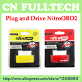 [30pcs/lot] Plug and Drive NitroOBD2 Benzine and Diesel Chip Tuning Interface Nitro OBD2 More Power / More Torque by DHL Free