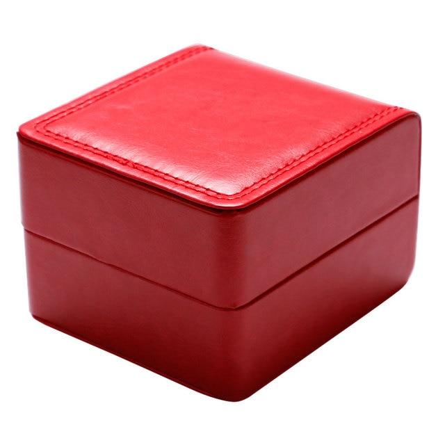 Beautiful Watch Box Women Men Wrist Watches Bo With Foam Pad Inside Gift For Bracelet