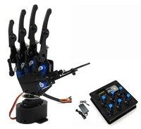 DIY 6 channel control Mechanical arm Bionic robot hand Y