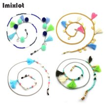 Imixlot 1 PC Mix Style Womens Colorful Tassel Eyeglass Eyewears Sunglasses Readi