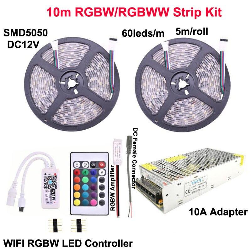 rgbw wifi kit 10m-