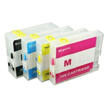 Vilaxh pgi-2400 pgi2400 refillable ink cartridge for Canon MAXIFY IB4040 MB5040 MB5340 with chip