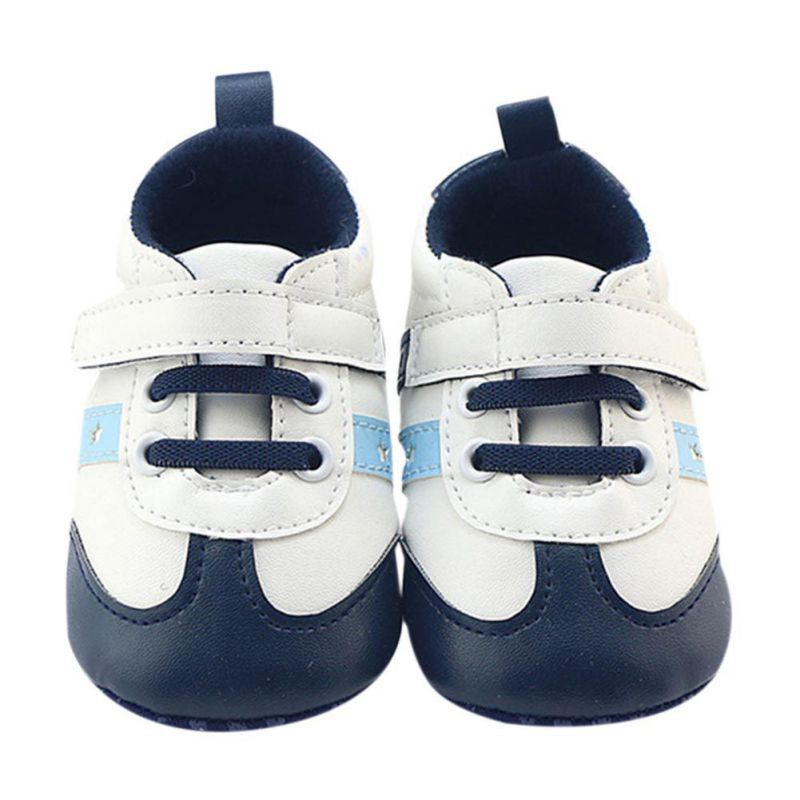 Soft Bottom Fashion Sneakers Baby Boys Girls First Walkers Baby Indoor Non-slop Toddler Baby Shoes
