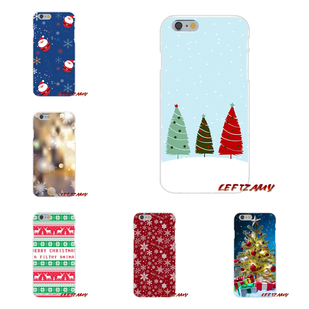Christmas funny art pattern For Huawei P8 P9 P10 Lite 2017 Honor 4C 5X 5C 6X Mate 7 8 9 10 Pro Accessories Phone Shell Covers