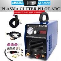 Tosense cut60p igbt arc 60a cortador de plasma ar WSD 60 corte plasma piloto 110/220 v compatível|Solda plasma| |  -
