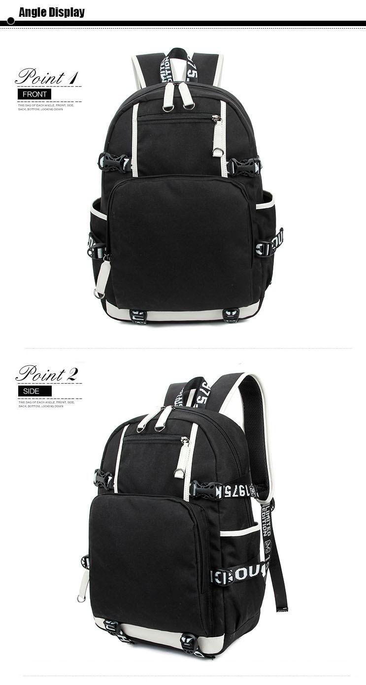 Naruto Bag