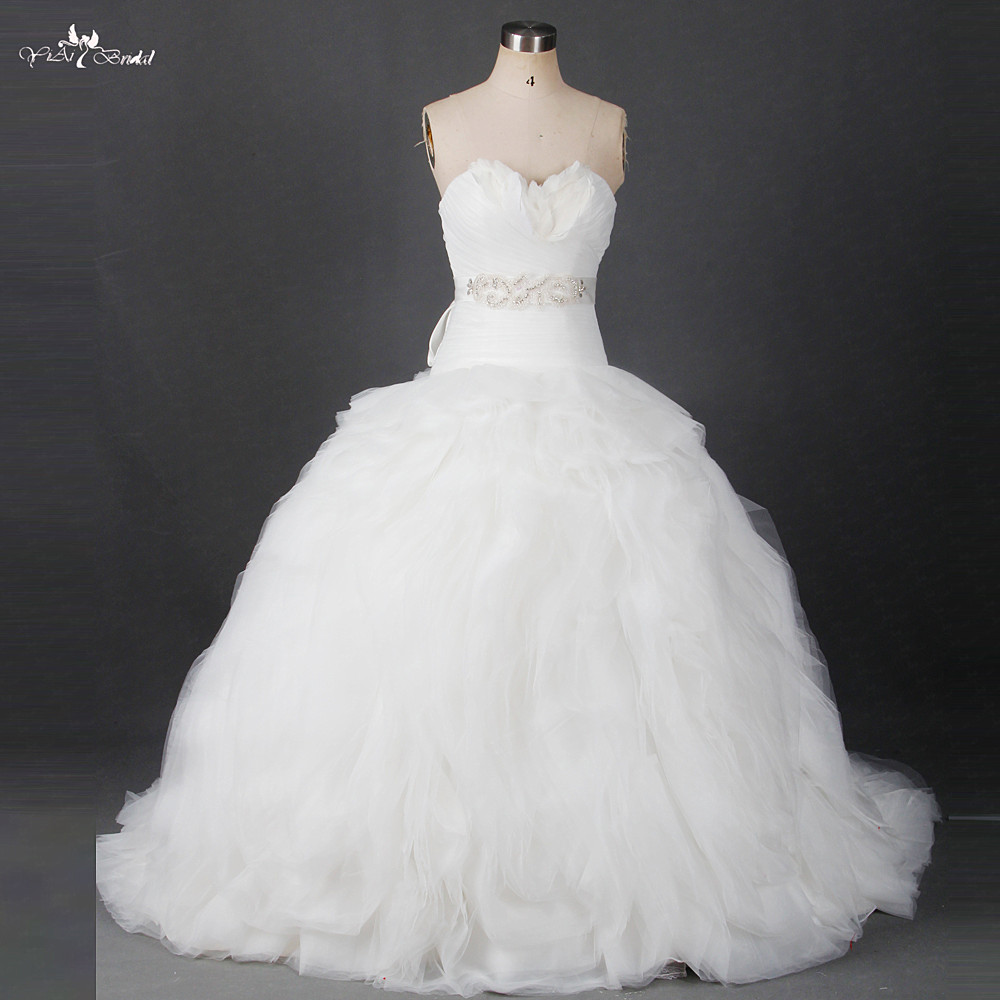 Wedding Ball Gowns Sweetheart Neckline: Aliexpress.com : Buy RSW1228 Sweetheart Neckline Puffy