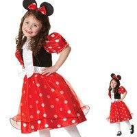 Ek071 אירופה וארצות הברית סיטונאית ילדי הילדה dress תלבושות מופע ליל כל הקדושים קוספליי אנימציה תלבושות ריקוד תלבושות