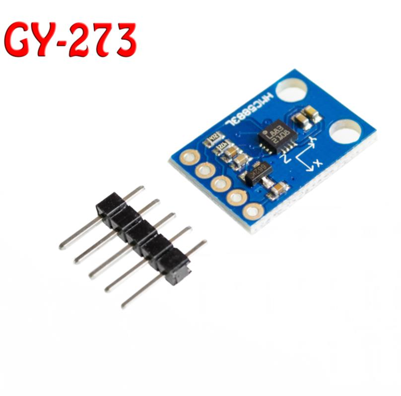 1PC  GY-273 QMC5883L Electronic Compass Compass Module