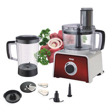DSP 7-in-1 Grinder Multi-Functional 220-240V 400W 1.5L Juicer Kitchen Tool Balck KJ3002A cooking machine 6