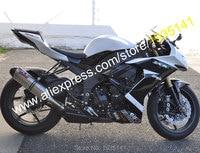 Hot Sales,ABS Parts For Kawasaki ZX10R 2008 2009 2010 Ninja ZX 10R Body Kit 08 10 ZX 10R Motorcycle Fairing (Injection molding)