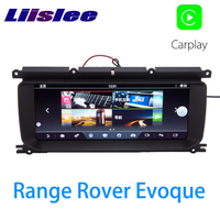 LiisLee Car Multimedia GPS Audio Hi Fi Radio Stereo For Land Rover Range Rover Evoque 2011~2018 Original Style Navigation NAVI