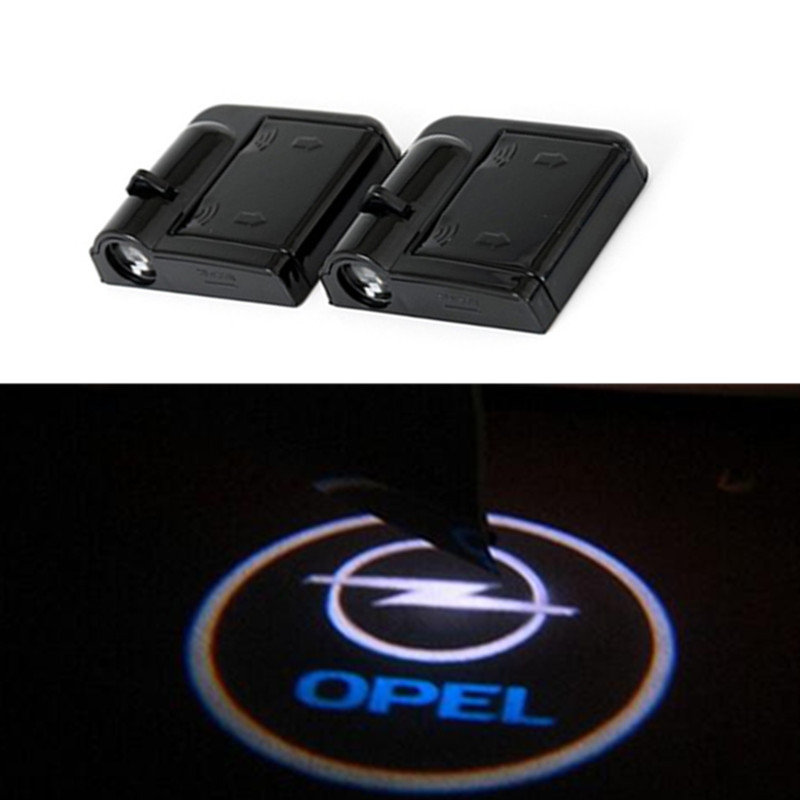 For Opel Zafira B Vectra C B Mokka Vectra Astra H G J Corsa D C B Insignia Meriva Omega Vivaro Car Door Light Projecto Logo LED original german ebmpapst 4294 h 24v 5 3w 12cm 120 120 38mm double ball bearing cooling fan
