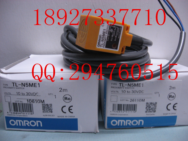 [ZOB] New original OMRON Omron proximity switch TL-N5ME1 2M  --2PCS/LOT цена 2016