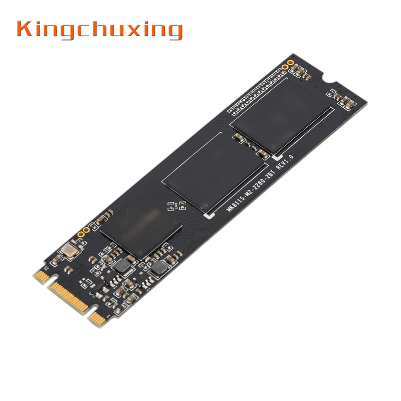 Kingchuxing SSD 2280 M.2 128GB 256GB 512GB Internal Hard Drive Disk For Laptop Desktop Server server hard disk drive for g0m43a 757349 001 900g sas 10k 2 5 well tested working