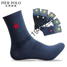 Мужские носки 5 pairs/lot PIER POLO