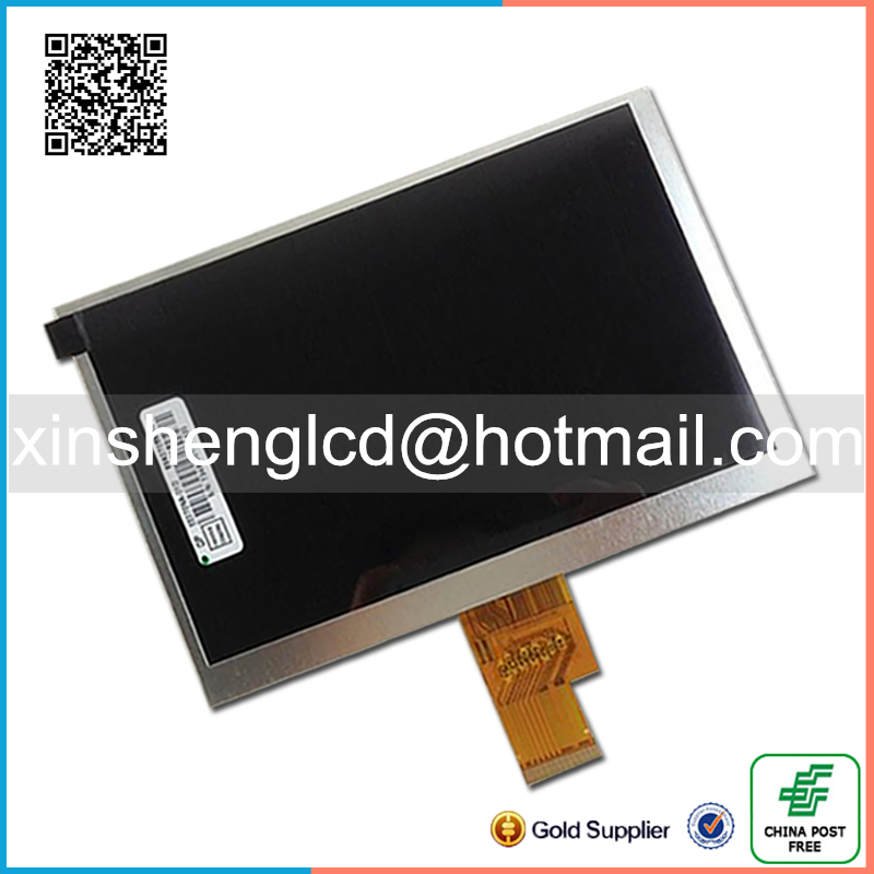 LCD Display Matrix 7 PRESTIGIO MultiPad Ranger 7.0 3G 3277 PMT3277 TABLET 1024*600 LCD Screen Panel Replacement Free Shipping