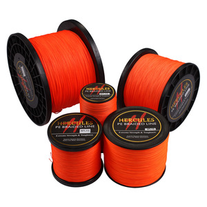 Image 5 - Hercules 8 Strands 1000M PE Braided Fishing Line tresse peche Saltwater Fishing Weave Superior Extreme Super Strong 10LB 300LB