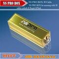 Original caixa de NS Pro NSPro box com 30 cabos para Samsung telefones celulares desbloqueio & Repair & Flash