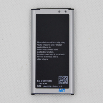 20pcs/lot EB-BG800BBC EB-BG800BBE Battery For Samsung galaxy S5 mini G800 G800H G800F S5mini Mobile Cell Phone accumulator
