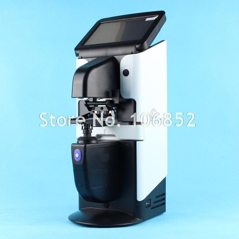 JD2600A Auto Lensmeter Digital Lens Meter Lensometer Focimeter 7 LCD Touch Screen PD UV Printer