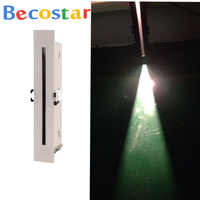 3W Recessed Led Stair Light AC85-265V Indoor Corner Wall lights Step Decoration Lamp Hallway staircase Lamps IP20 With CREE