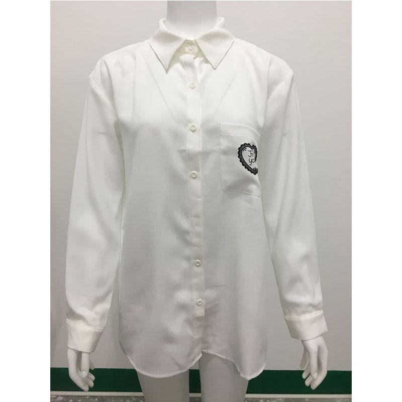 Liva Girl 2019 100% Baumwolle Lässige Kleidung Damen Kleidung Herbst - Damenbekleidung - Foto 5