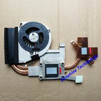 New laptop cpu fan with heatsink for Acer aspire 5750 5750G NV57 cooler thermal model