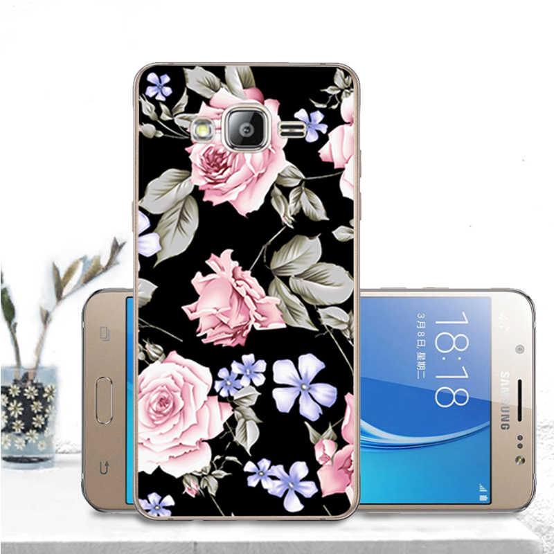 """5.0 """"sFOR Samsung Galaxy J3 2016 Trường Hợp Bìa Mềm Silicone Fundas Bảo Vệ Điện Thoại sFOR Samsung J3 2016 Trường Hợp Bìa j320 J320F"""