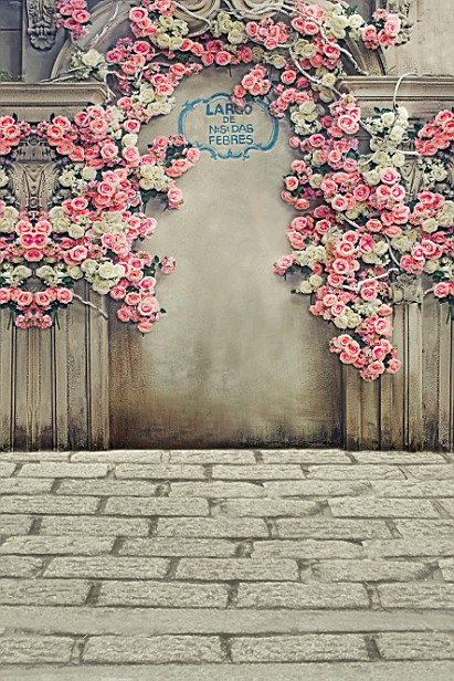 LIFE MAGIC BOX Flowers Wedding Photography Backdrops Photo Studio Backgrounds see thru tip over box wooden dove box magic trick stage magic close up comedy dove magic accessories 81313