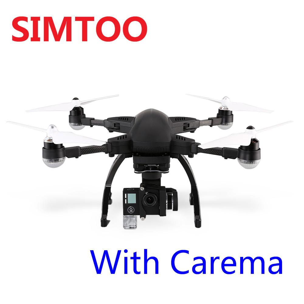 Prix pour Libellule 2 Simtoo Drone Professionnel UAV Avec Wifi FPV 4 K HD Caméra GPS Montre À Distance Contrôleur Pliable Suivre Me Mode Drone