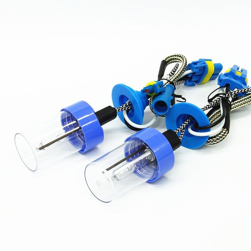 Fast Bright Anti-UV 55W  Hid Lamp H1 H3 H7 H11 9005 9006 Car Xenon Headlight