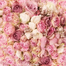 5X5ft Thin Vinyl photography background Customize flowers Backdrops Digital Printing Background for photo Studio