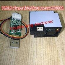 NOVA PM2.5 Air particle/dust sensor SDS021, laser inside, digital output SDS021 Laser PM2.5 sensor Ultra small particle sensor