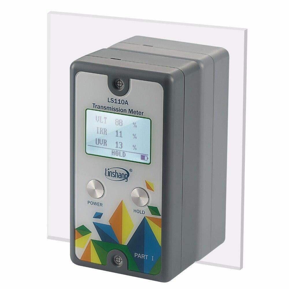 Solar tint meters LS110A Split Transmission Meter,Window Tint Meter,Light Transmittance Meter,