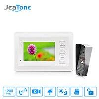 4 Inch 1200TVL Home Video Doorbell Monitor Door Phone Video Intercom Door Intercom Night Vision Camera