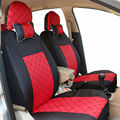 universal car seat cover fit for hatchback and sedan car rear seat back splite 40/6 ornot front and back material same covers
