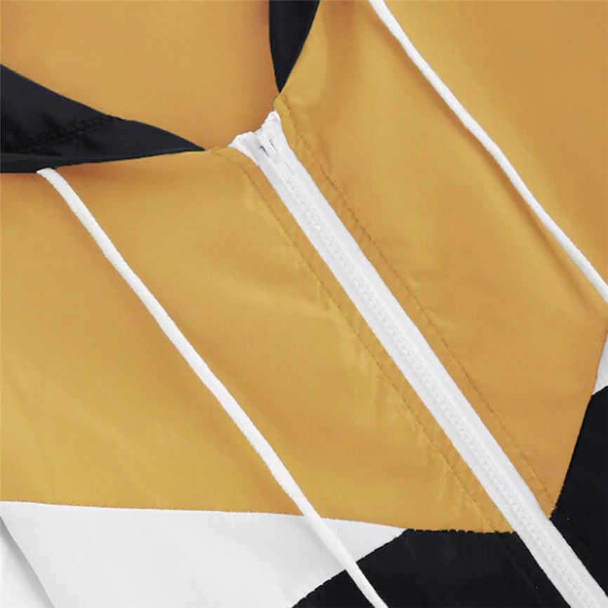 2019 Новая Женская Базовая куртка Женская Осенняя с длинным рукавом тонкие гидрокостюмы с капюшоном на молнии стеганое пальто осенняя куртка с капюшоном