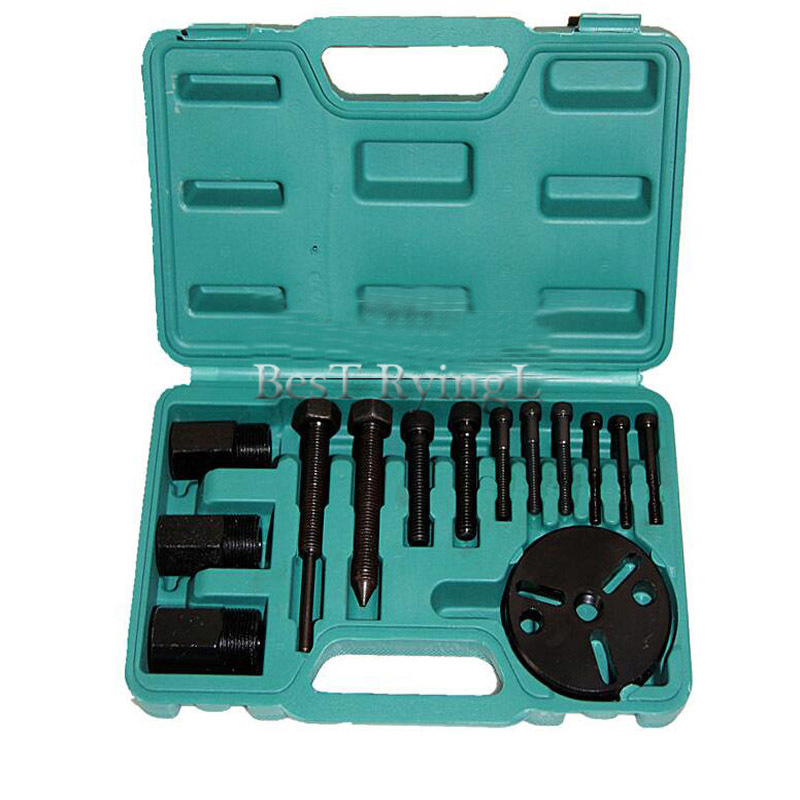 Constructive Compressor Clutch Remover Installer Puller,air Conditioning Tools,automobile Air Conditioning Maintenance Tools Air-conditioning Installation