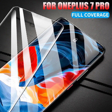 HD Premium Protective Film on Glass Smartphone Screen Protector  for Oneplus 7 Pro Tempered Glass for Oneplus 7 6 6T 5 5T 3 3T