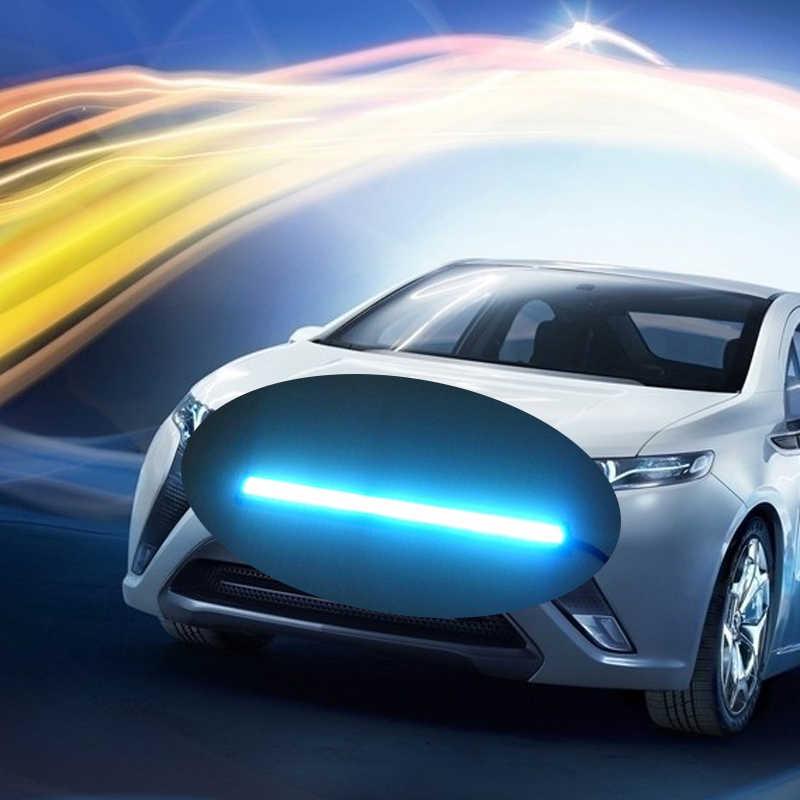 Tonewan 最低価格防水 COB 超スリム Led ライト DIY の DRL 光源車ランプスタイリング AJ 1 個