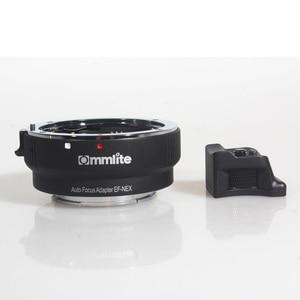Image 3 - COMMLITE Auto Focus Mount Adapter EF NEX for Canon EF to Sony NEX Mount